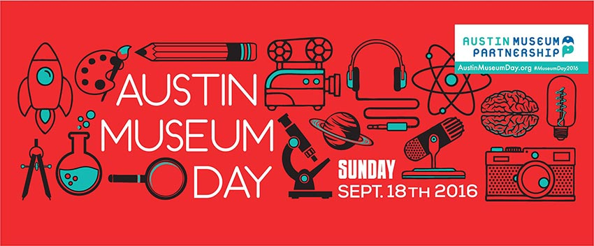Austin Museum Day