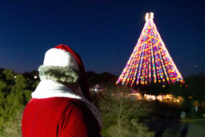 Austin Trail of Lights - One of Austin's Favorite Holiday Traditions