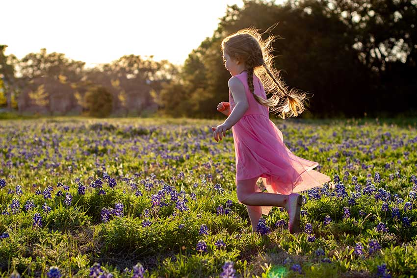 Erin Hyatt Photography Bluebonnet Photo