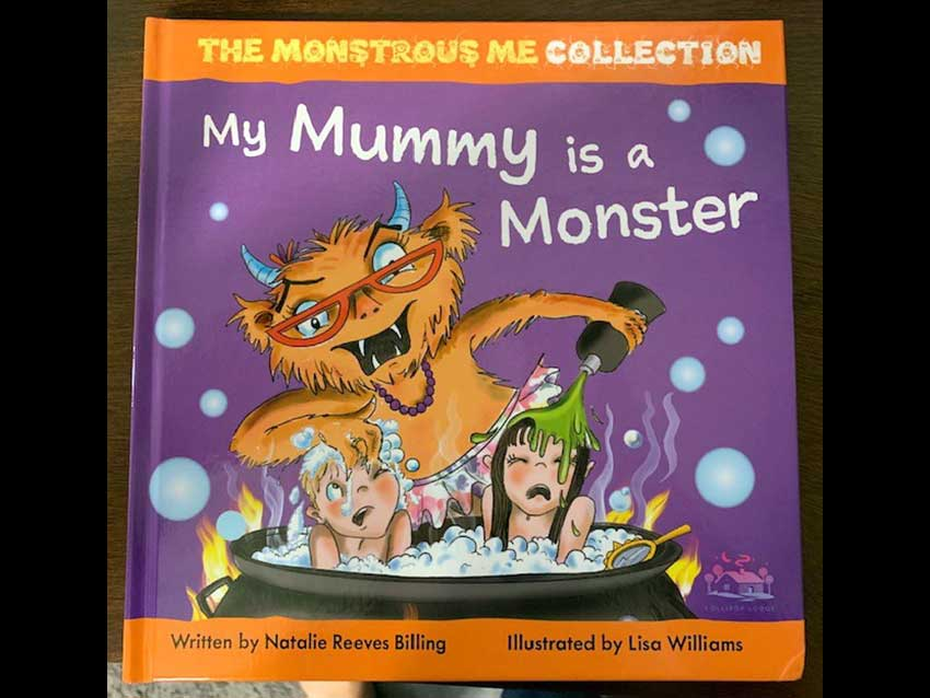 My Mummy is a Monster/My Children are Monsters