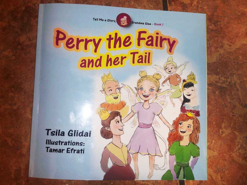 Perry the Fairy and her Tail