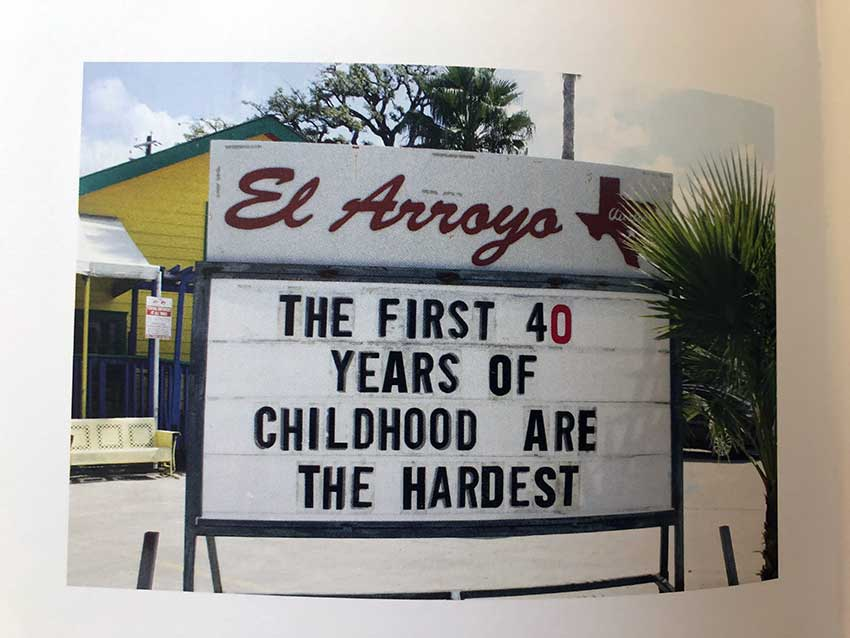 El Arroyo Book Of Signs - Sign five