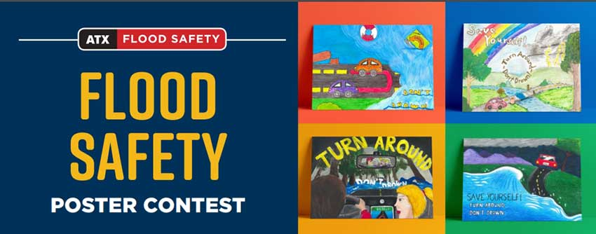Flood Safety Poster Contest Austin