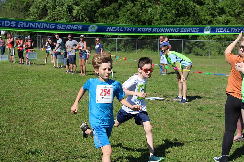 Healthy Kids Running Series Cedar Park