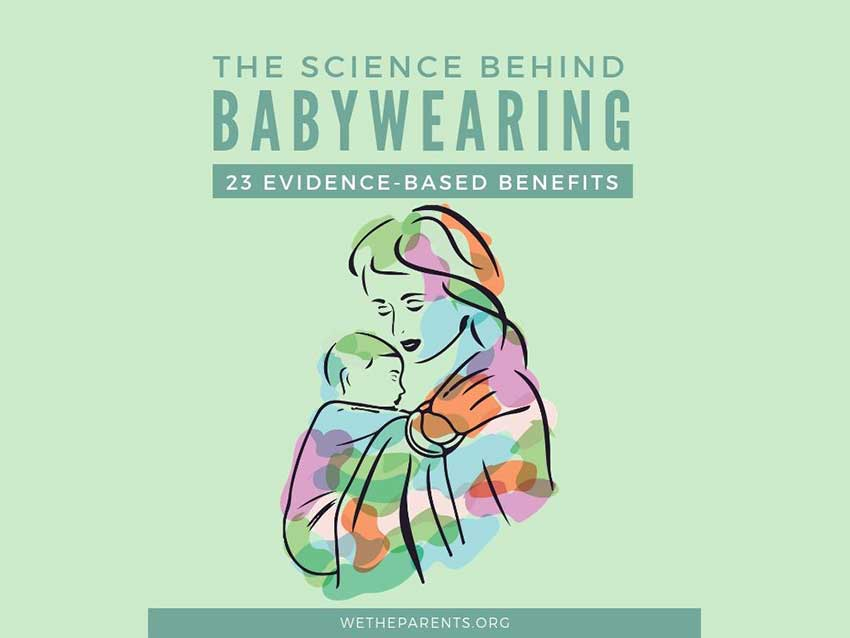 Babywearing: Think Smarter, Not Harder